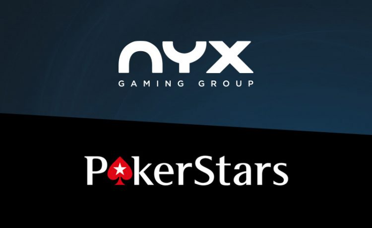 NYX expands relationship with PokerStars in newly regulated Romanian market (CNW Group/NYX Gaming Group Limited)