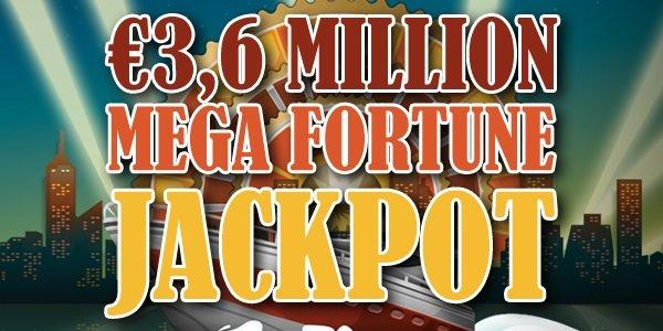 Джакпота на Mega Fortune е спечелен отново