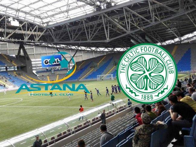 Астана – Селтик