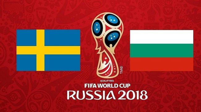 България – Швеция