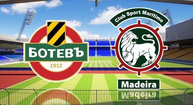 Маритимо – Ботев Пловдив