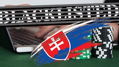 Словакия добавя нови оператори към черния си списък за онлайн хазарт