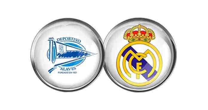 Алавес – Реал Мадрид