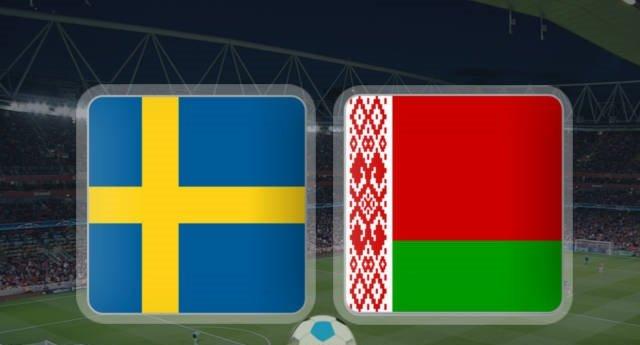 Беларус – Швеция