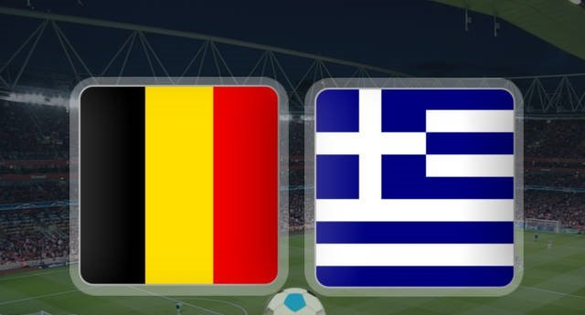 Гърция – Белгия