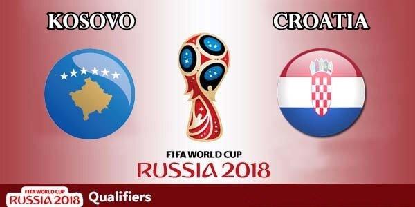Хърватия – Косово
