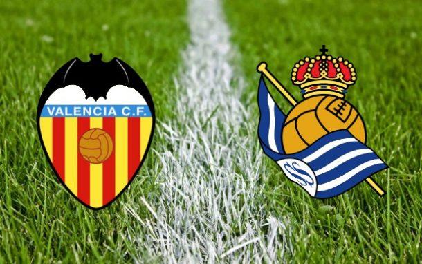Реал Сосиедад - Валенсия