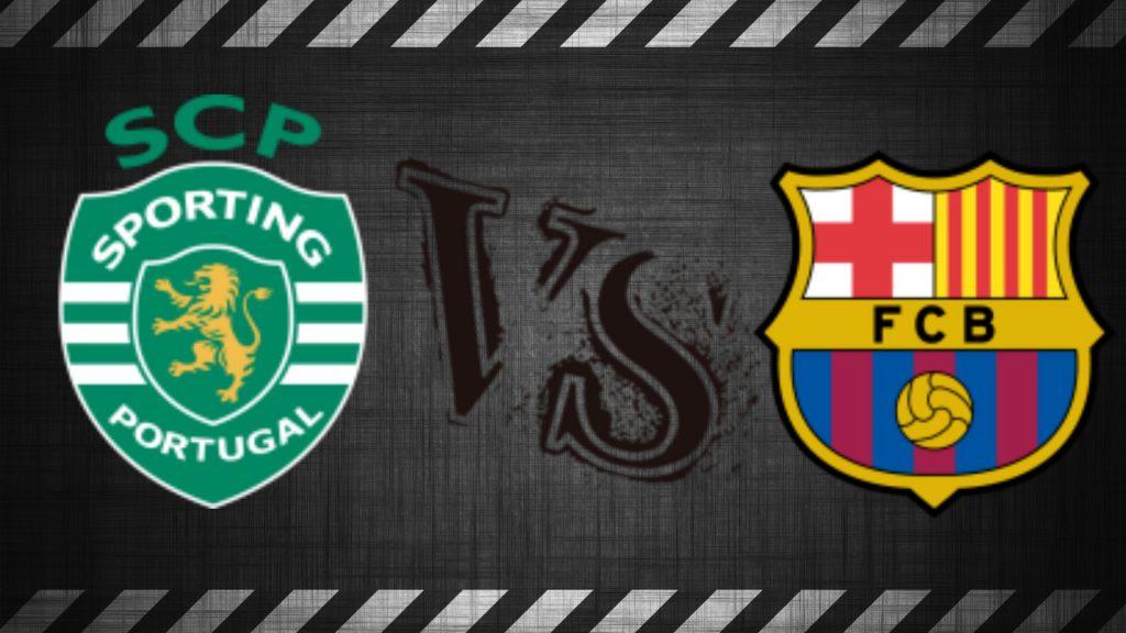 Спортинг Лисабон - Барселона