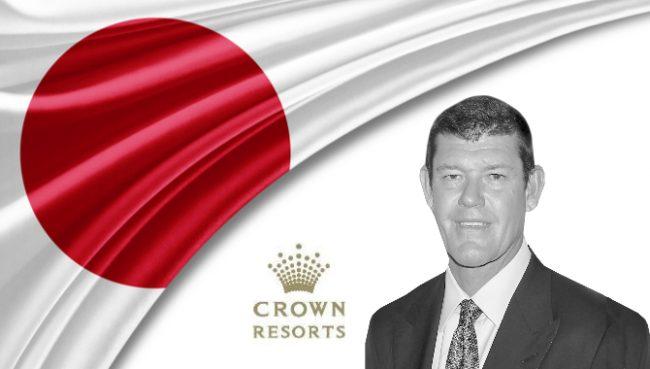 Crown Resorts може би няма да се разшири в Япония