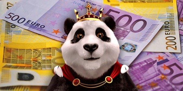 €125,000 печалба от рулетка на живо в Royal Panda Casino