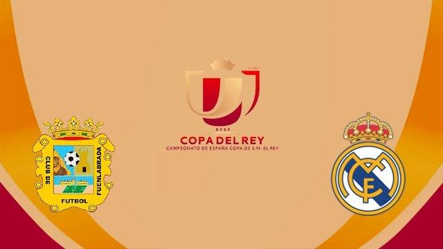 Фуенлабрада - Реал Мадрид