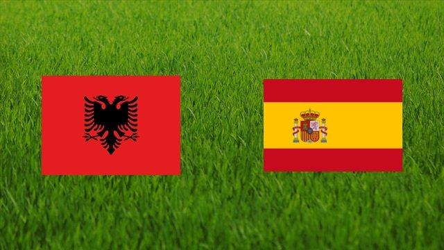 Испания – Албания