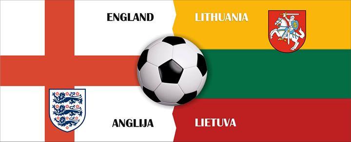Литва - Англия