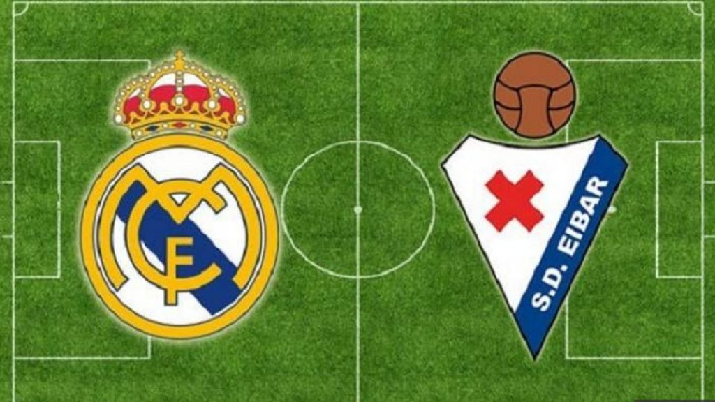 Реал Мадрид – Ейбар
