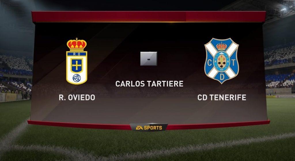 Реал Овиедо – Тенерифе