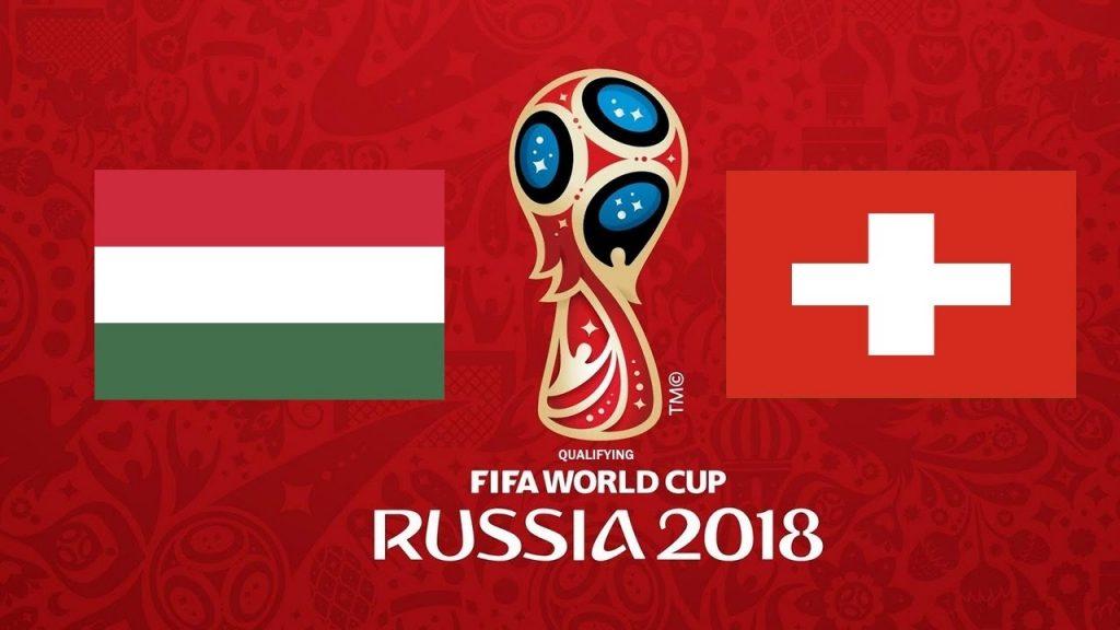 Швейцария – Унгария
