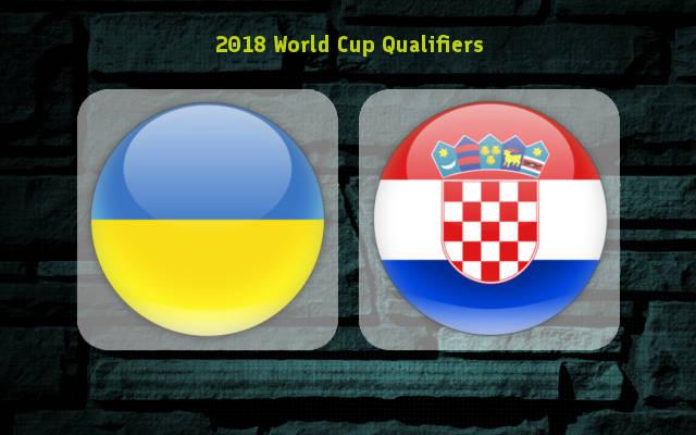 Украйна – Хърватия