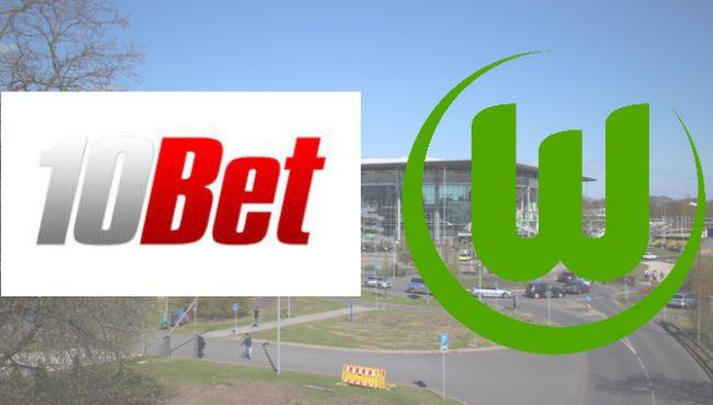 10Bet подписва сделка за спонсорство с ФФЛ Волфсбург