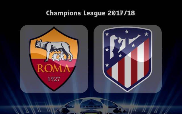 Атлетико Мадрид - Рома