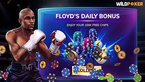 Флойд Мейуедър се насочи към покера след пенсионирането си