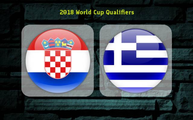 Хърватия – Гърция