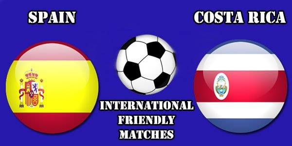 Испания – Коста Рика