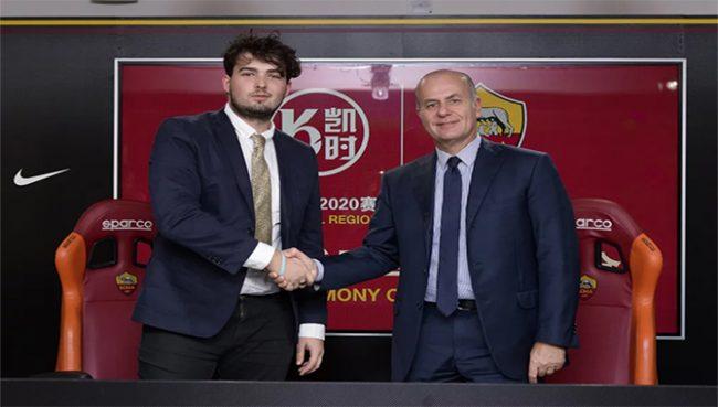 KB88.com става партньор за залагания на Рома