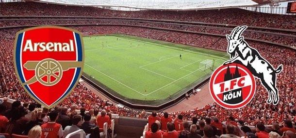 Кьолн – Арсенал