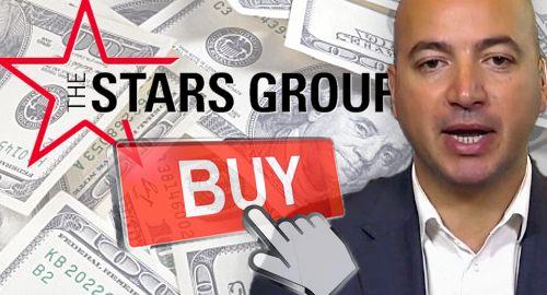 The Stars Group търси $2.5 млрд. инвестиция, за да финансира придобиване
