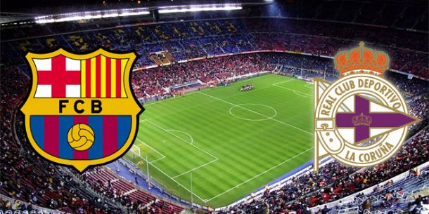 Барселона – Депортиво