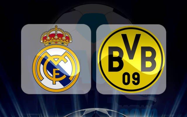 Реал Мадрид – Борусия Дортмунд
