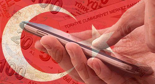 Репресиите срещу хазарта в Турция са насочени към мобилните парични преводи