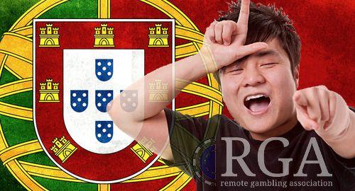 RGA: Португалският регулиран онлайн хазартен пазар е неуспешен