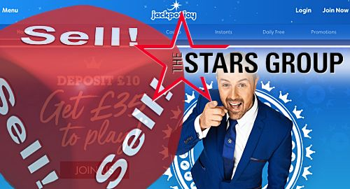 The Stars Group продаде целия си дял в Jackpotjoy