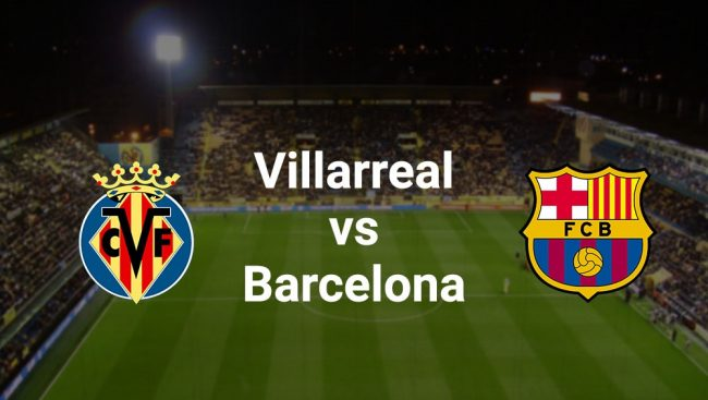 Виляреал - Барселона