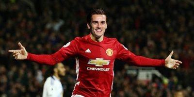 Заложете на Гризман да подпише с Юнайтед през зимната почивка
