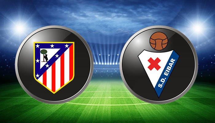 Ейбар – Атлетико Мадрид