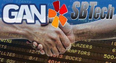 GAN и SBTech стават партньори в САЩ, очаквайки легални спортни залози