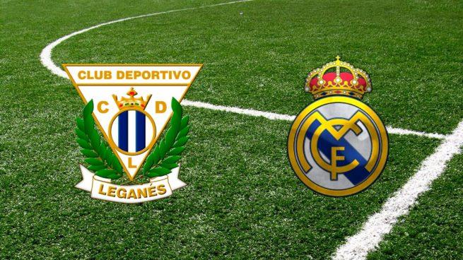 Леганес - Реал