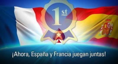 PokerStars първи стартира френско-испанска споделена ликвидност