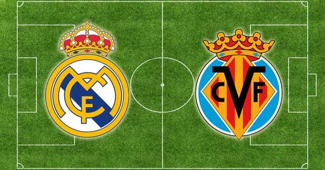 Реал Мадрид – Виляреал