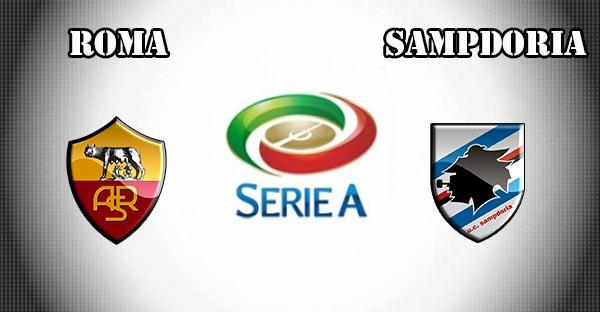 Рома – Сампдория
