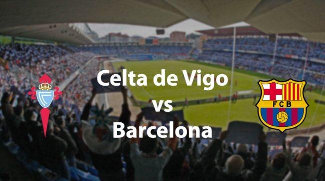 Селта - Барселона