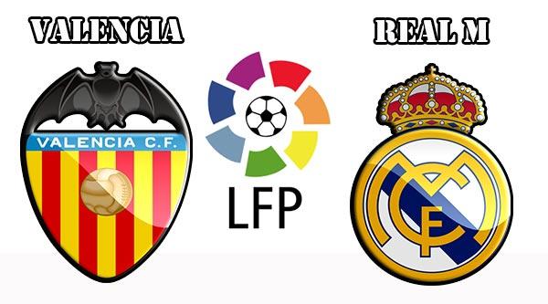 Валенсия – Реал Мадрид