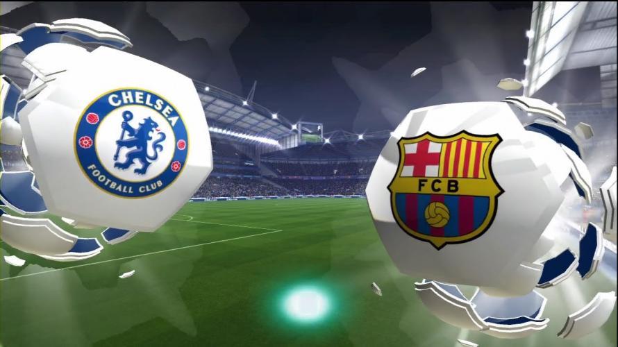 Челси – Барселона