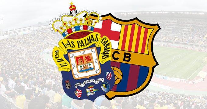 Лас Палмас – Барселона