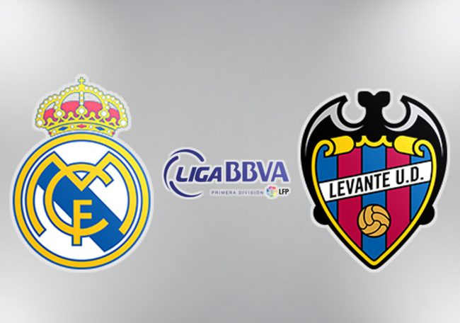 Леванте – Реал Мадрид