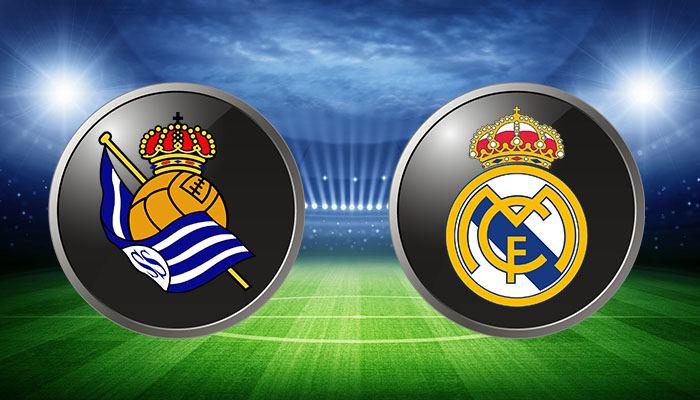 Реал Мадрид - Реал Сосиедад