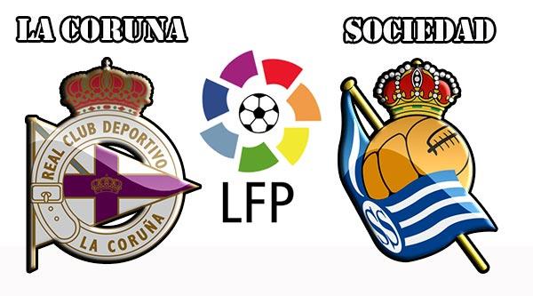 Реал Сосиедад – Депортиво Ла Коруня