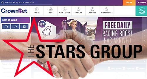 The Stars Group придоби мажоритарен дял от CrownBet в Австралия